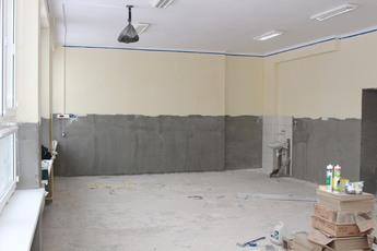 Galeria Remont piętra szkoły podstawowej w Rozprzy