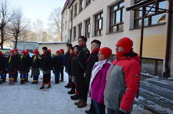 Galeria Po raz kolejny w okresie ferii zimowych odbyły się zimowiska dla harcerzy z terenu gminy Rozprza