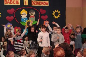 Galeria Dzień Babci i Dziadka w Szkole Podstawowej w Nowej Wsi