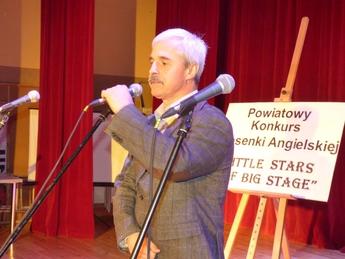 Galeria X Powiatowy Konkurs Piosenki Angielskiej w Moszczenicy