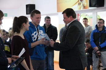 """Galeria Turniej Wiedzy Pożarniczej """"Młodzież Zapobiega Pożarom"""". 2017"""
