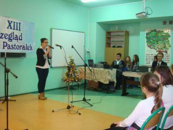Galeria Sukces uczniów ZSG w Niechcicach na XIII Przeglądzie Kolęd i Pastorałek w Szydłowie