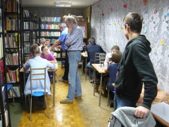 Galeria Turniej szachowy w Niechcicach