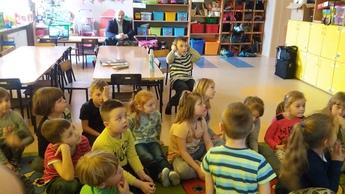 """Galeria Zajęcia edukacyjne w Szkole Podstawowej w Rozprzy w ramach """" Akademii UDT dla Dzieci"""""""