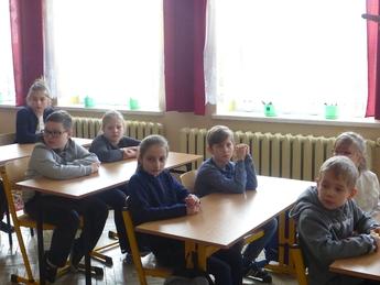 Galeria Działania profilaktyczne w Szkole Podstawowej im. Świętego Mikołaja w Mierzynie
