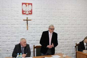 Galeria Co dalej z ulicą Świerczewskiego w Rozprzy