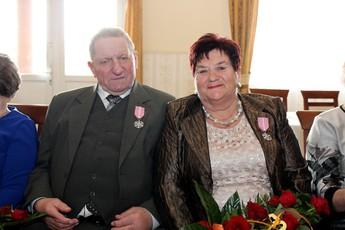 Galeria 50-lecie ślubu 2017