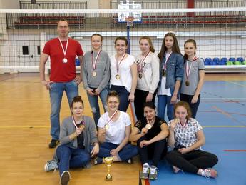 Galeria Mistrzostwa Województwa Łódzkiego LZS w siatkówkę kobiet 2017
