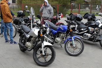Galeria Rozpoczęcie sezonu motocyklowego 2017