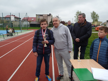 Galeria Gminny Turniej Piłki Nożnej chłopców rocz. 2004 i młodszych drużyn