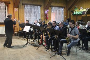 """Galeria Koncert Orkiestry Dętej """"Kasztelania"""" przy OSP w Rozprzy"""