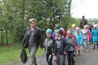 Galeria Jagódki można było spotkać w lesie