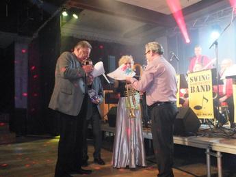 Galeria KASZTELANIA SWING BAND na JAZZ FONTANAS 2017