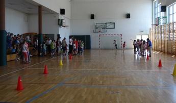Galeria Żyj sportowo i wesoło – szkolny turniej promujący zdrowie