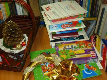 Galeria W Gminnej Bibliotece Publicznej w Rozprzy odbyło się rozwiązanie konkursu plastycznego oraz literackiego
