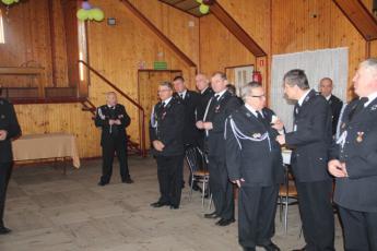 Galeria Posiedzenie Zarządu Oddziału Gminnego Związku OSP w Rozprzy.