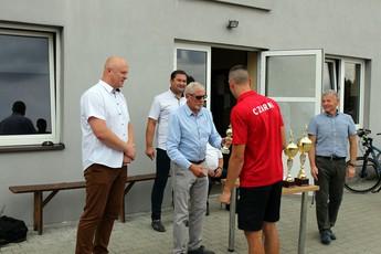 Galeria Piłkarski turniej o puchar wójta Gminy Rozprza 2017