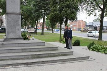 Galeria Obchody 78 rocznicy wybuchu II WŚ w Gminie Rozprza