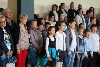 Galeria Rozpoczęcie roku szkolnego w Milejowie i odejście dyr