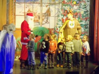 Galeria Mikołaj spełnia sny