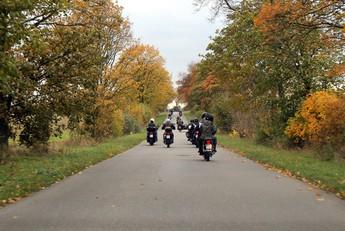Galeria Zakończenie sezonu motocyklowego 2017