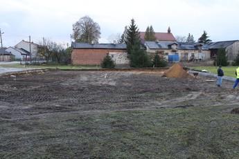 Galeria Ruszyła budowa parkingu w Niechcicach