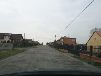 Galeria Mieszkańcy ulicy Leśnej w Rozprzy mogą cieszyć się z nowej drogi - przed