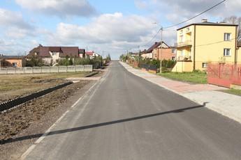 Galeria Mieszkańcy ulicy Leśnej w Rozprzy mogą cieszyć się z nowej drogi_2