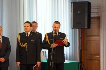 Galeria Nowy Komendant PSP