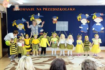 Galeria Ślubowanie przedszkolaków Niechcice 2017