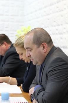 Galeria Sesja i wspólne posiedzenie komisji