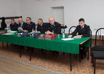 Galeria spotkania strażackie
