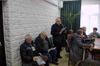 Galeria Sołtysi 07.02.2018