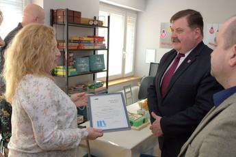 Galeria Otwarcie nowej filii biblioteki w Niechcicach