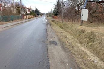 Galeria Janówka i ulica Lazurowa