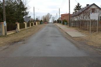 Droga w Janówce i ulica Lazurowa wkrótce w budowie.jpeg