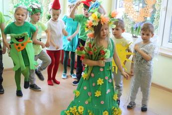 Galeria powitanie wiosny przez przedszkolaków z Rozprzy 2018