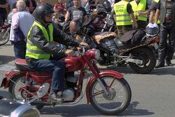 Galeria Motocykliści rozpoczęli sezon 2018