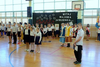 Galeria Obchody Rocznicy 3 Maja w Szkole Podstawowej w Milejowie 2018