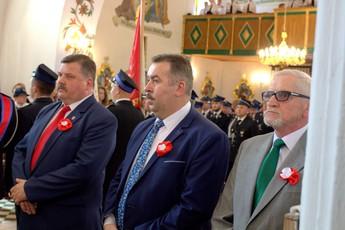 Galeria strażacy świętowali 2018