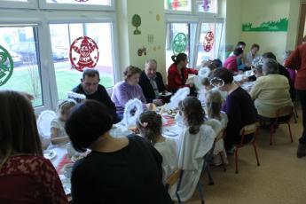Galeria Boże Narodzenie w Przedszkolu w Rozprzy