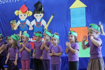 Galeria Pasowanie na przedszkolaka w Rozprzy