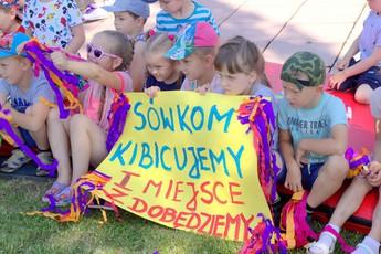 Galeria spartakaida 6-latków