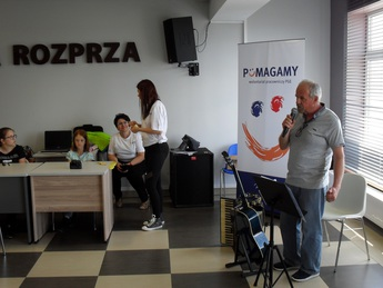 Galeria Maraton muzyczny z Wolontariuszami PGE