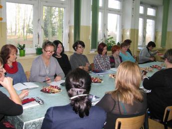 Galeria Szkolenie w Szkole Podstawowej w Straszowie