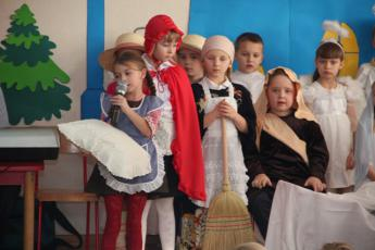 Galeria Świąteczna atmosfera w przedszkolu w Niechcicach