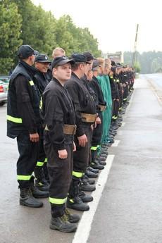 Galeria zawody sportowo-pożarnicze 2018