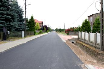 Mieszkańcy Janówki oraz Milejowa mogą cieszyć się z nowej drogi 2.jpeg