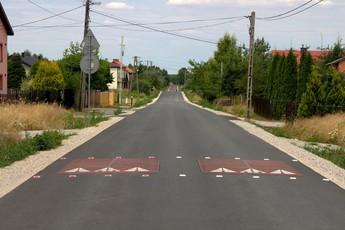 Galeria Gmina Rozprza inwestuje w drogi