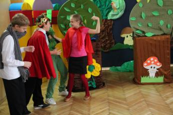 Galeria Uroczyste otwarcie dwóch pracowni dydaktycznych i placu zabaw w Nowej Wsi